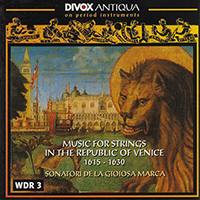 Music for strings in the Republic of Venice